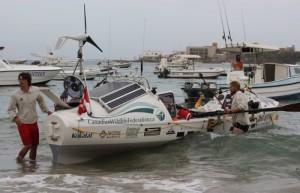 Boat-in-Water